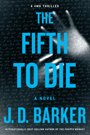 The Fifth To Die Book Cover